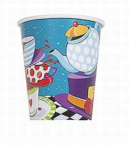 Mad Hatter Tea Party Cup