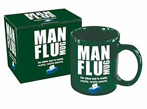 Man Flu Mug