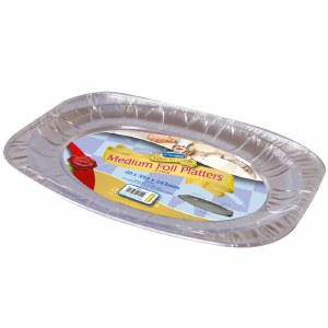 Disposable Food Platters