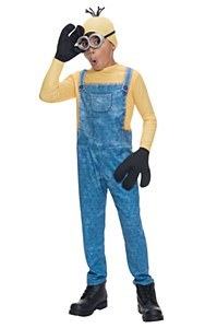 Minion Kevin Costume