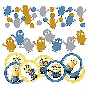 Minion Party Confetti