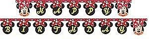 Minnie Party Banner