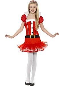 Miss Santa Fancy Dress Costume