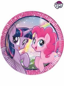 My Little Pony Movie Plates