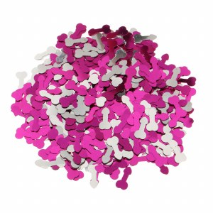 Naughty Willy Confetti