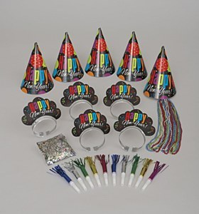 New Year Cheer Party Kit