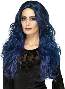 Occult Witch Siren Wig