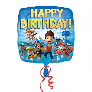 Paw Patrol Birthday Balloon