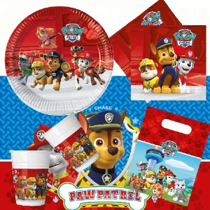 Paw Patrol Red Party Bundle