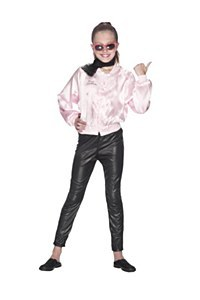 Child Pink Lady Costume