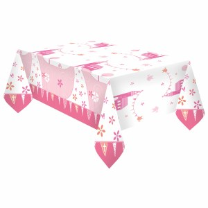 Pink Church Tablecover