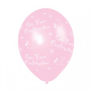 Confirmation Balloons