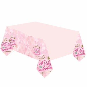 Pink Dove Communion Tablecover