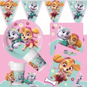 Pink Paw Girl Party Bundle