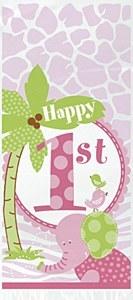 Pink Safari Gift Bags