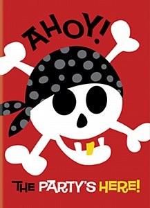 Pirate Invites