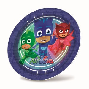 PJ Masks Party Plates