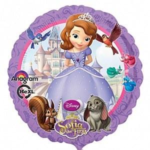 Princess Sofia Balloon