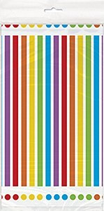Rainbow Party Tablecover