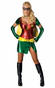 Robin Girl Costume
