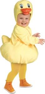 Rubber Ducky Costume