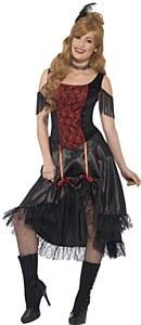Saloon Lady Costume