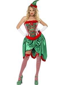 Santas Elf Costume