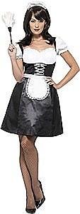 Sassy French Maid Costume