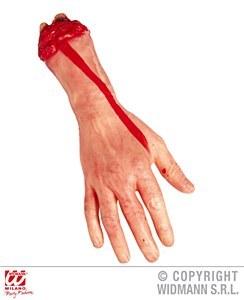 Severed Hand Decoration