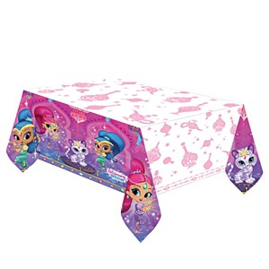 Shimmer and Shine Tablecover