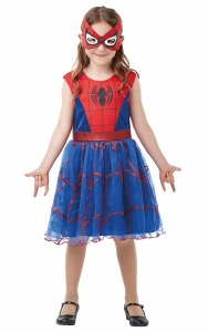 Spider-Girl Costume