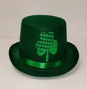 St Patricks Top Hat