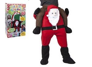Step In Santa Costume