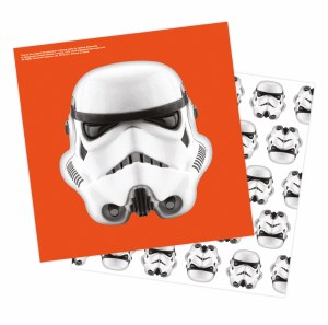 Stormtrooper Party Napkins
