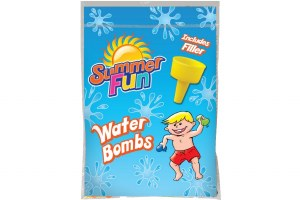 Summer Fun Water Bombs