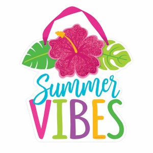 Summer Vibes Sign