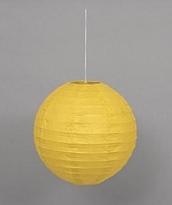 Sunflower Yellow Paper Lantern