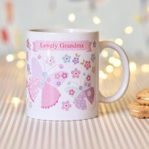 Sweet Dreams Butterfly Mug