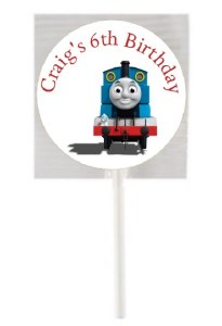 15Pk Thomas Lollipops