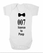 Licence To Poop Vest