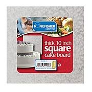 10 Inch Square Cake Board
