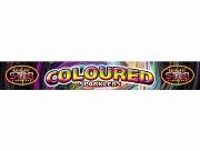 "50Pk 10"" Coloured Sparklers"
