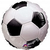 Soccer Party Foil Balloons