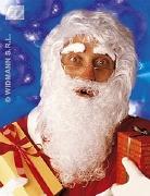 Santa Beard and Eyebrows