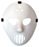 Goalie Deluxe Mask
