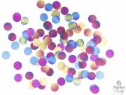 Rainbow Ombre Confetti