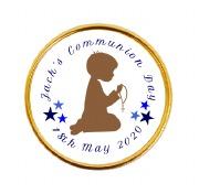15Pk 1st Communion Boy Coins