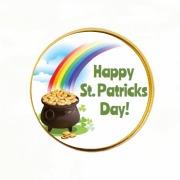 15Pk St Patricks Choc Coins
