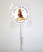 15Pk Tangled Lollipops