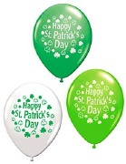16 St Patricks Day Balloons